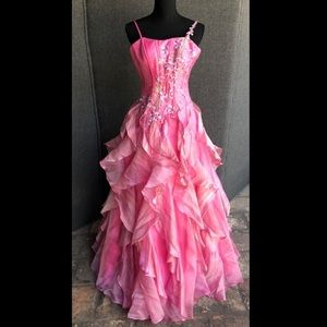 Night Moves Junior Ball Gown